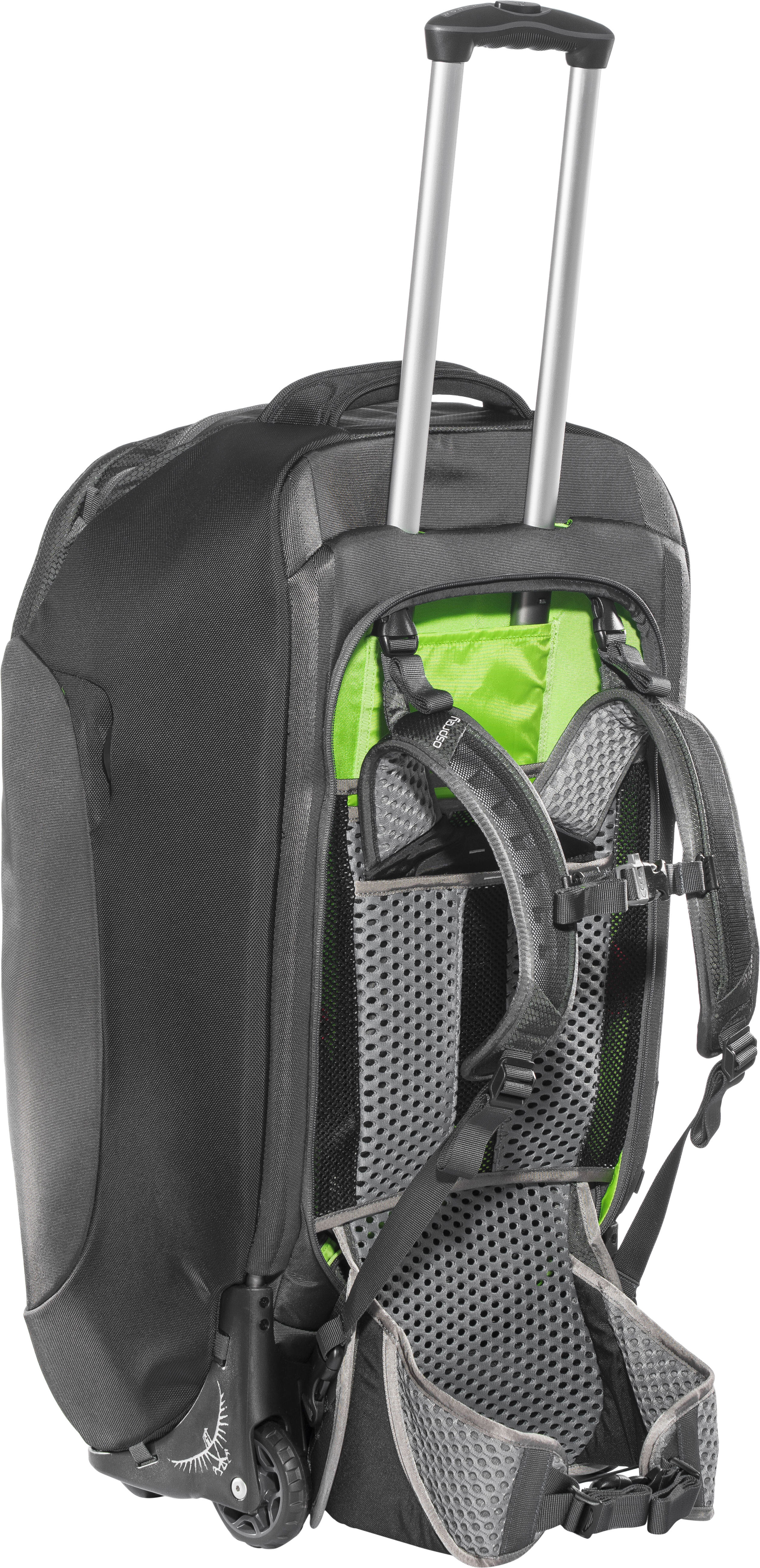Osprey Sojourn 60 Travel Luggage black at Addnature.co.uk 5cb89969ce
